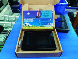 màn hình máy sợi con Delta DOP-B05S100 DOP-B05S101 DOP-B05S111