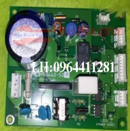 MES-N9440-502 BOARD ĐẦU MÁY MURETEC 21C