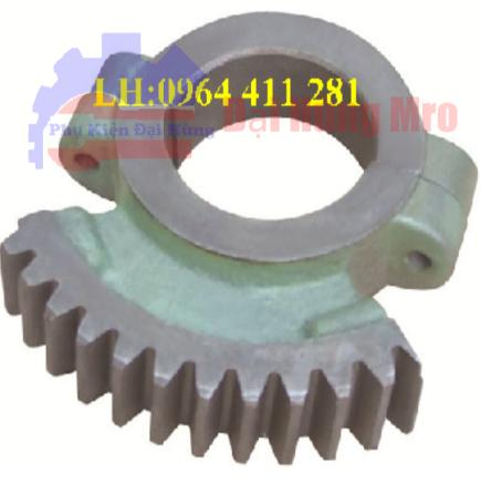 A456-1324 xoắn ốc bánh răng và khu vực vòng tròn chặt chẽ kết hợp miếng