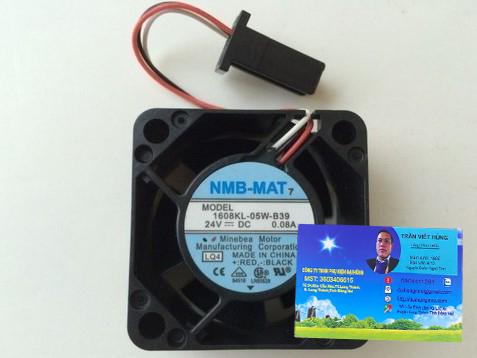 NMB 1608KL-05W-B39