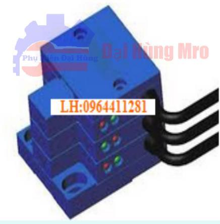 cảm biến nâng hạ cầu máy sợi con LQ1D-2P2T/1T/2T