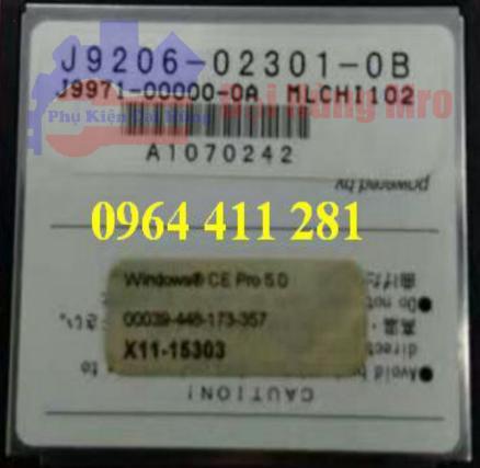 J9206-02301 J9206-02201-OB
