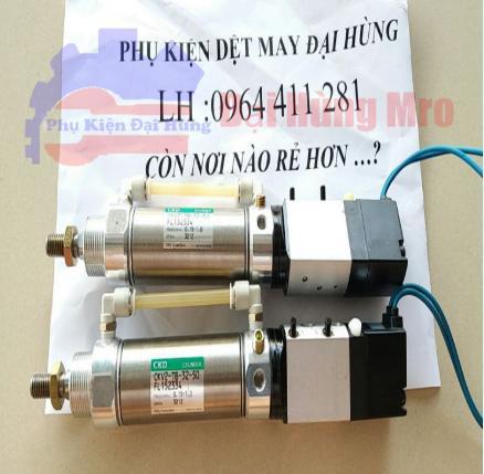 CKV2-TB-32-50-2(CKD solenoid Valve Cylinder)
