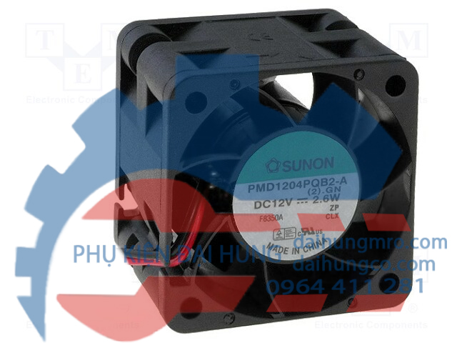 PMD1204PQB2-A DC12V 2.6W