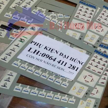 BÀN PHÍM HX-543