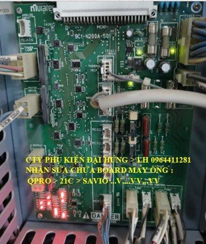 9C1-N200A-501 MÁY ỐNG QPRO