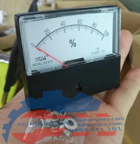 Đồng hồ DH670