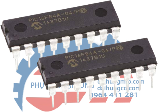 PIC16F84A-04/P
