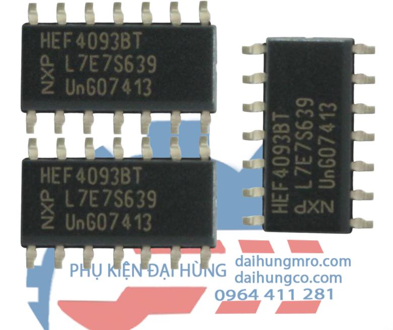 HEF4093BT