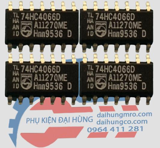 74HC4066D