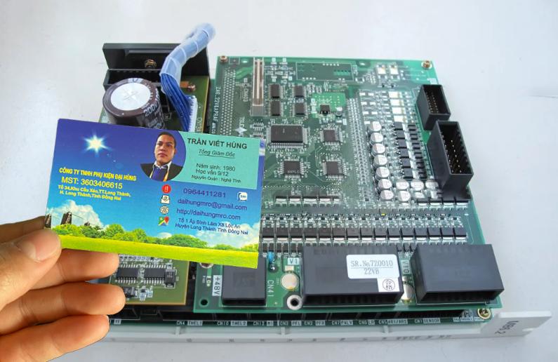 CPU on MB Board