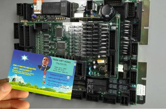 Zax9100 Main Board 625626
