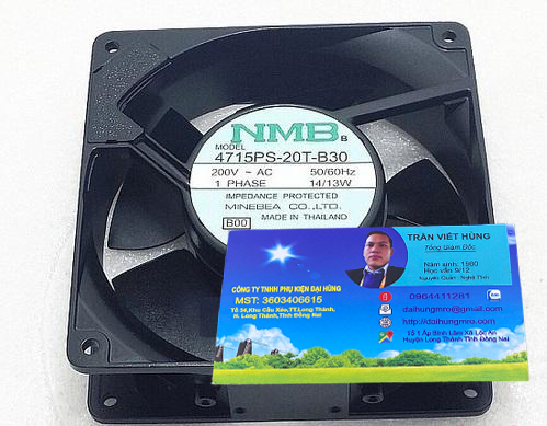 NMB 4715PS-20T-B30