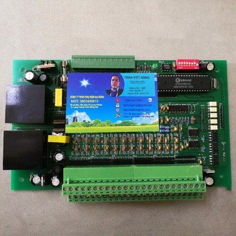 Bo điều khiển nhiệt độ PCB