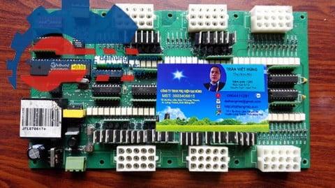 Thớt Barmag dùng trên thiết bị Barmag 05-10
