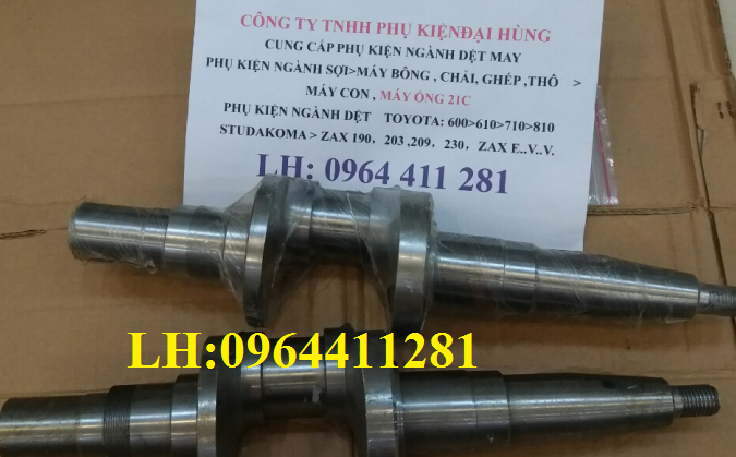 CRANK SHAFT 602006FB