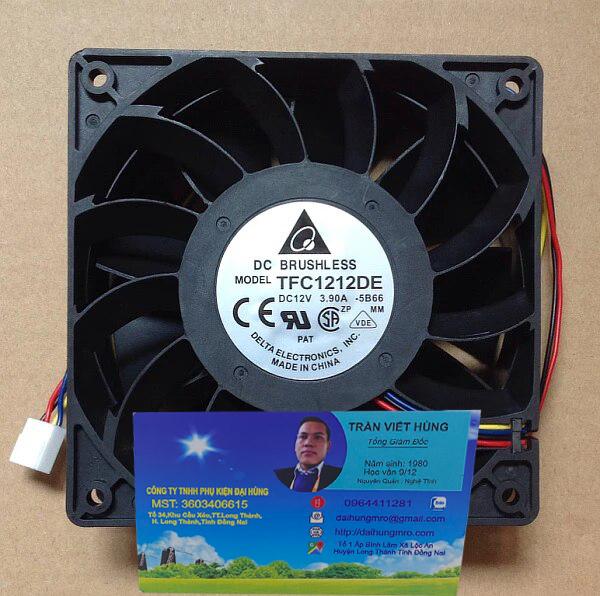 TFC1212DE 12038 12V 3.9A