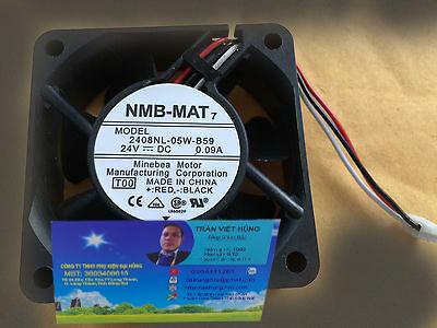 NMB-MAT FAN 2408NL-05W-B59 24V 0.09A