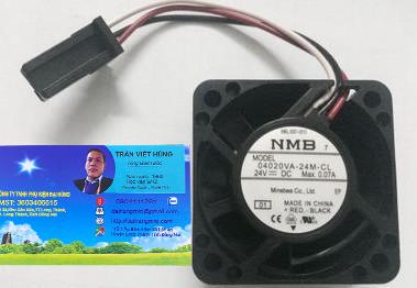 NMB 04020VA-24M-CL 24V 0.07A