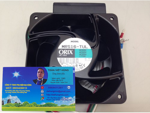 ORIX MRS16-TUL