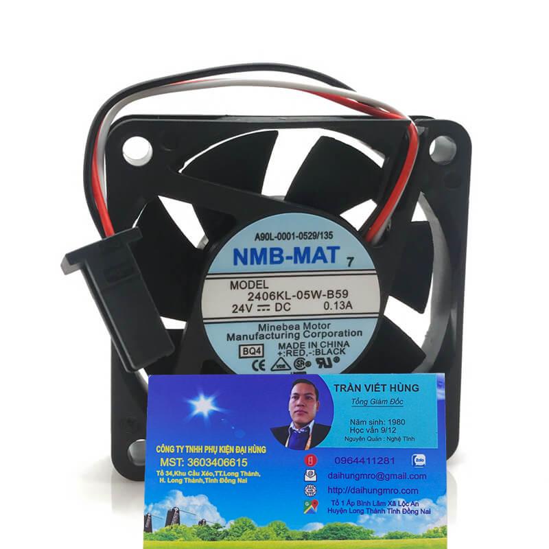 NMB 2406KL-05W-B59
