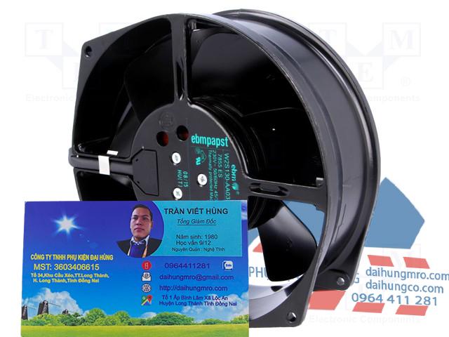 EBM PAPST  W2S130-AA03-01  Axial Fan