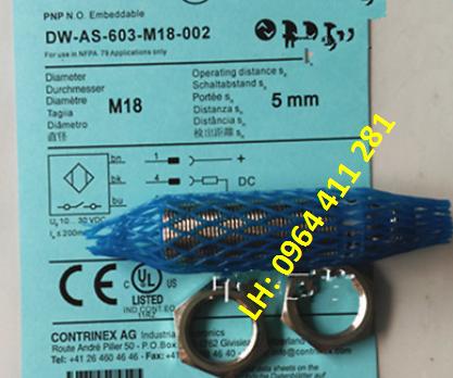 DW-AS-603-M18-002