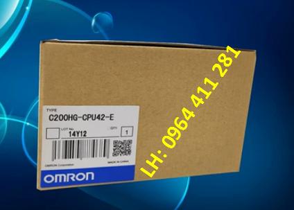 C200HG-CPU42-E